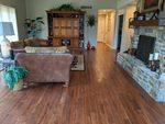 Installed Anderson Tuftex Hardwood Floor Smokehouse 37372