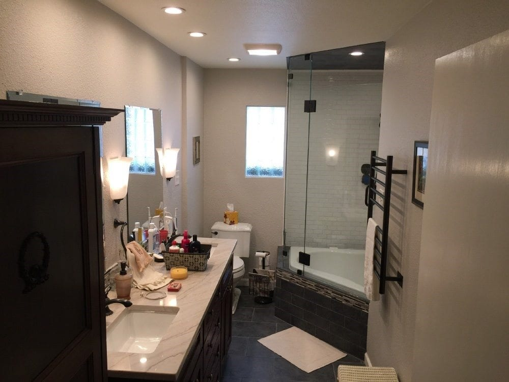 Premier home remodeling dallas lakewood texas for Bath remodel dallas tx