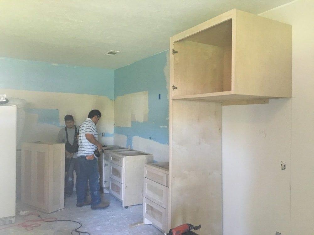 Bishop-Arts-District-Kitchen-Remodel-Dallas-Texas-During-Renovation-3