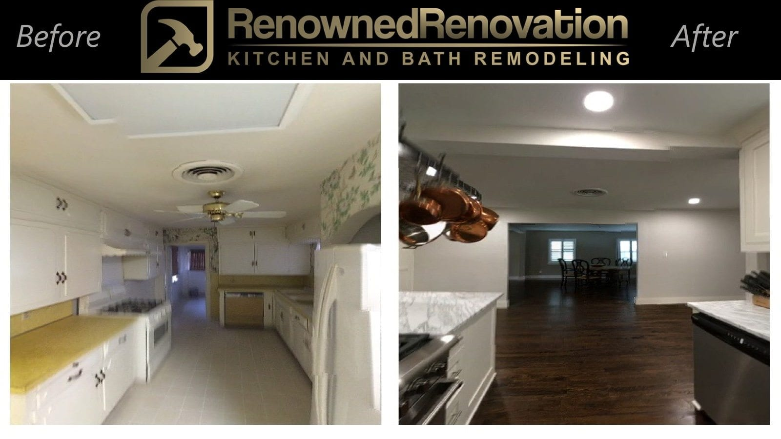 before and after remodeling pictures | renowned renovation