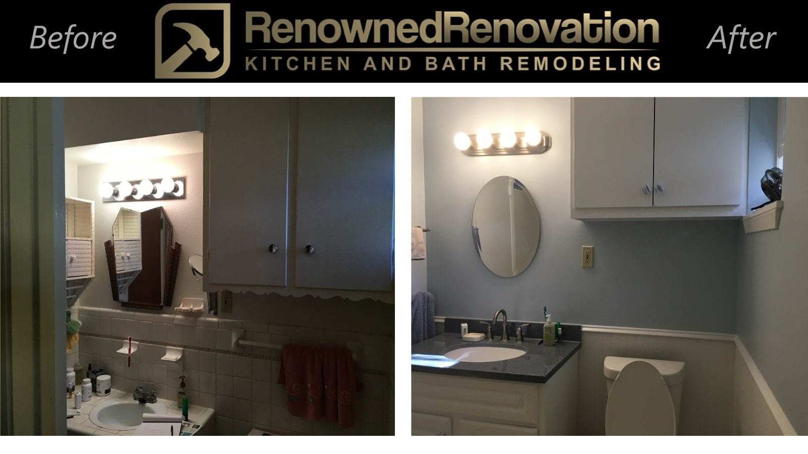 Dallas ADA Bathroom Remodel Renowned Renovation - Dallas bathroom remodel