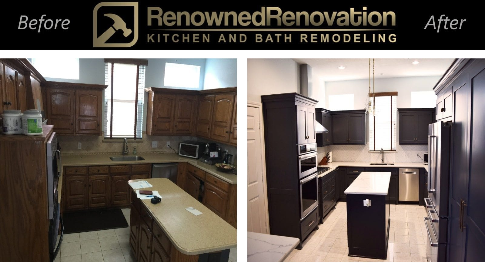 Richardson-TX-Kitchen-Remoldeing-Before-and-After-Pictures