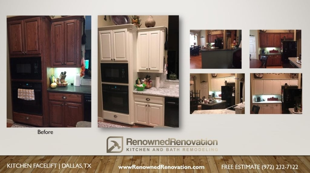 Call Renowned Renovation For A Free In Home Consultation And Estimate