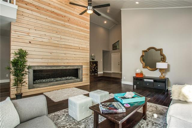 High Forest North Dallas Tx Home Remodel By Renownedrenovation Living Room Fireplace En