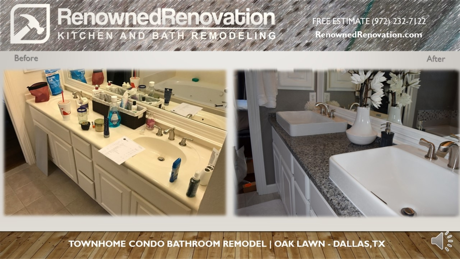 Condo Remodeling Dallas HighRise  Lofts At Affordable Prices - Dallas bathroom remodel
