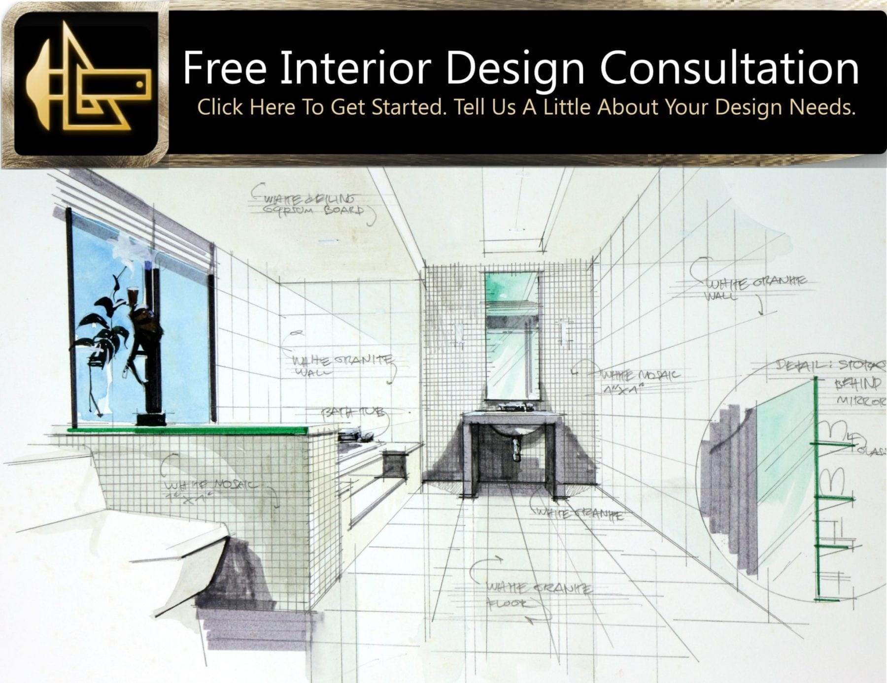 Start Your Home Improvement Project with a Complimentary Design Consultation