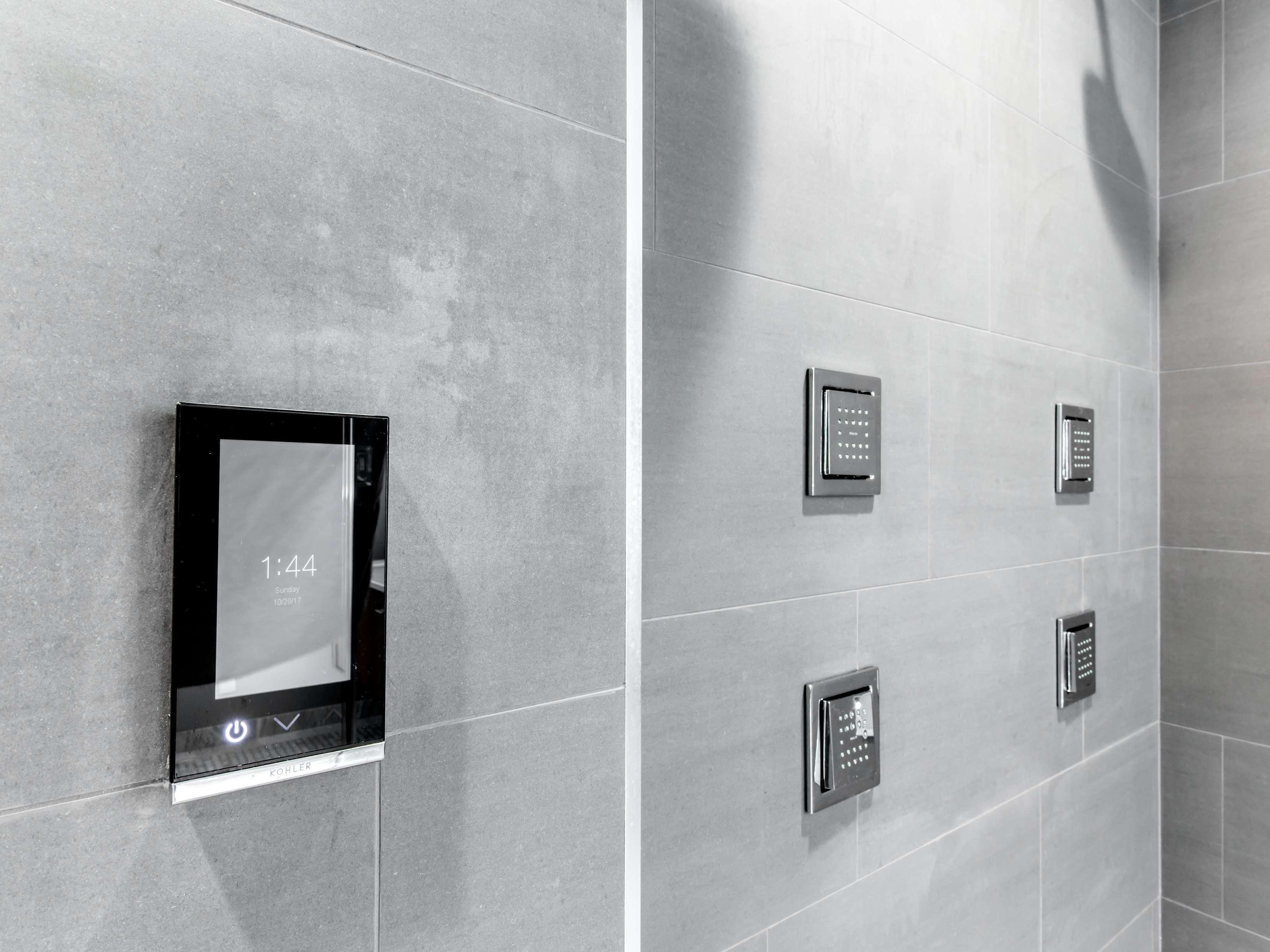 Kohler DTV+Steam Shower System