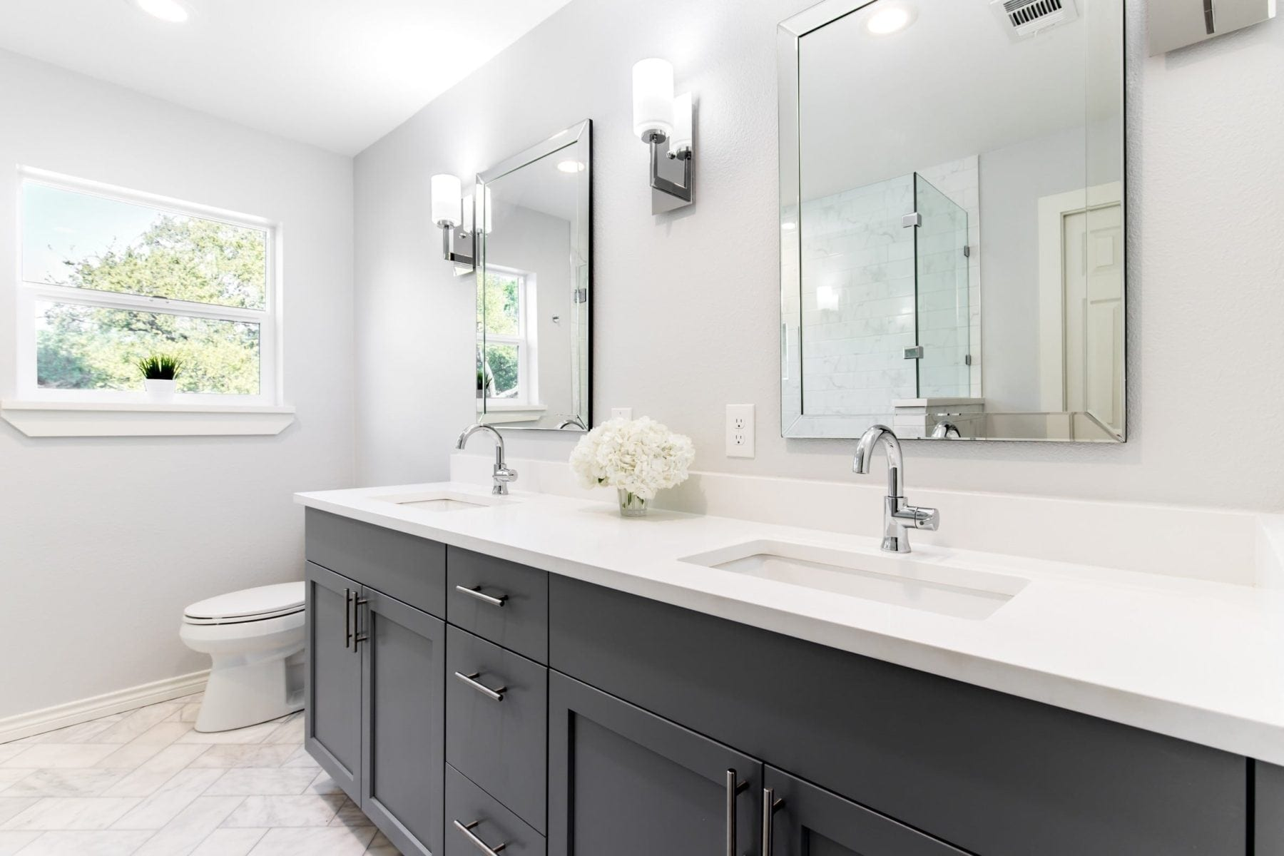 Lochwood Master Bathroom Remodel | Renowned Renovation