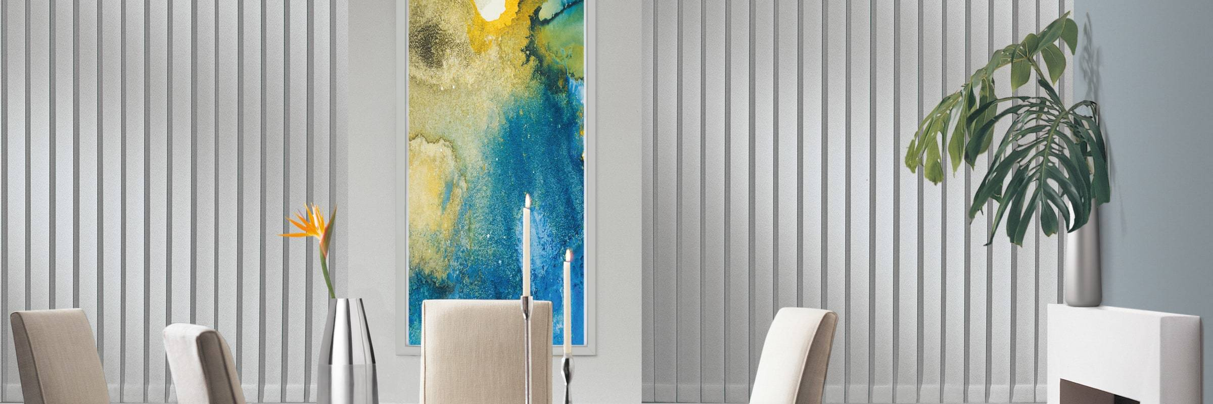 Vertical Window Blinds to Fit Your Style