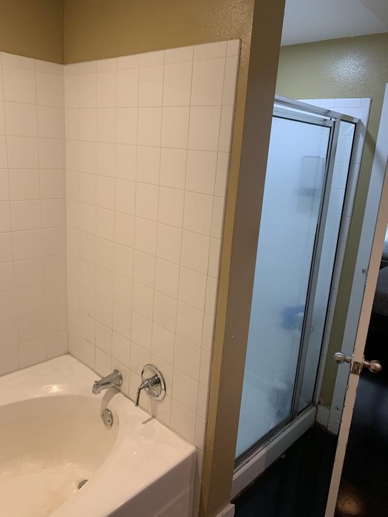 Mid-Rise Westside Condo Bathroom Remodel