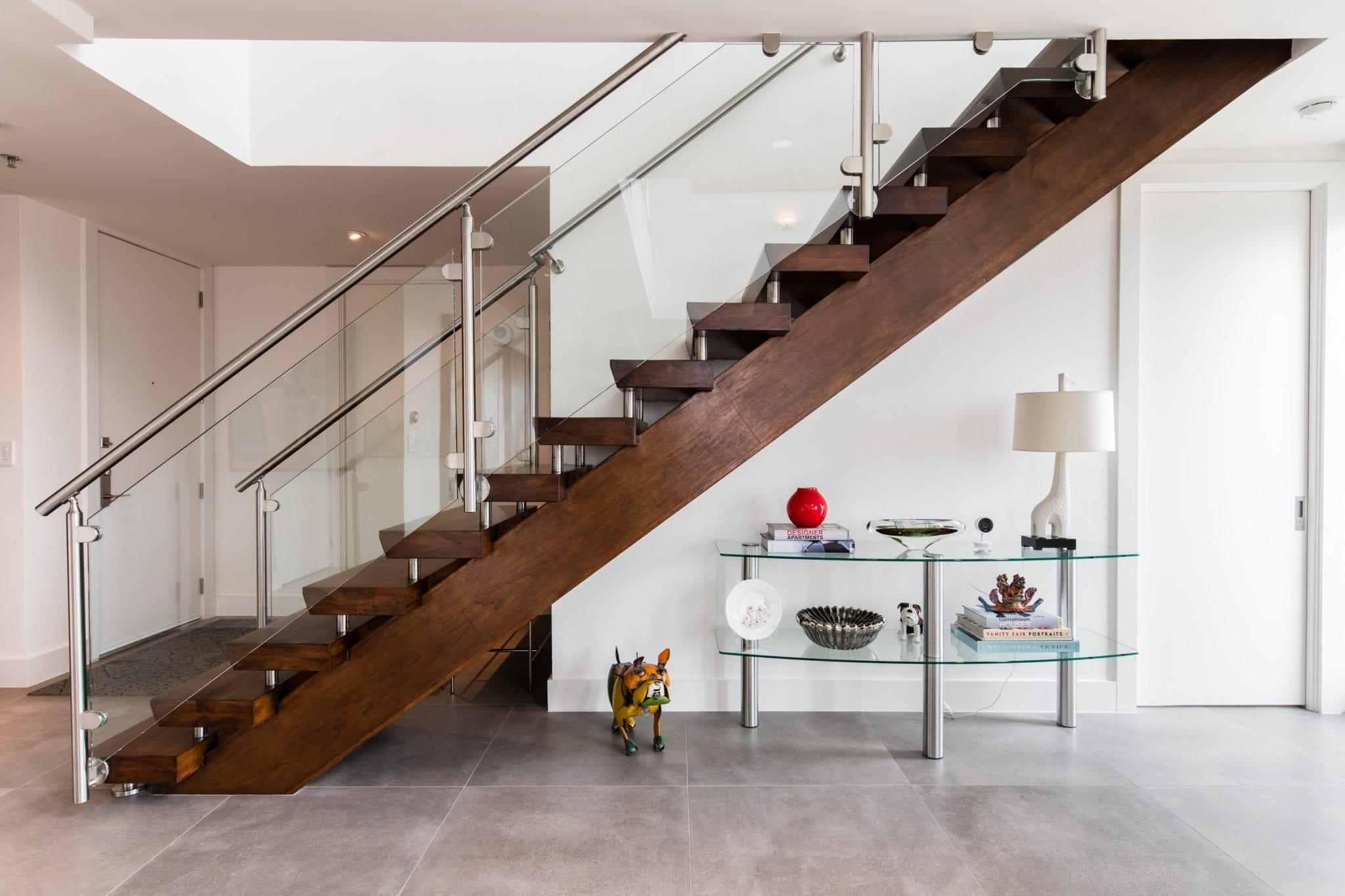 Two Story High Rise Remodel