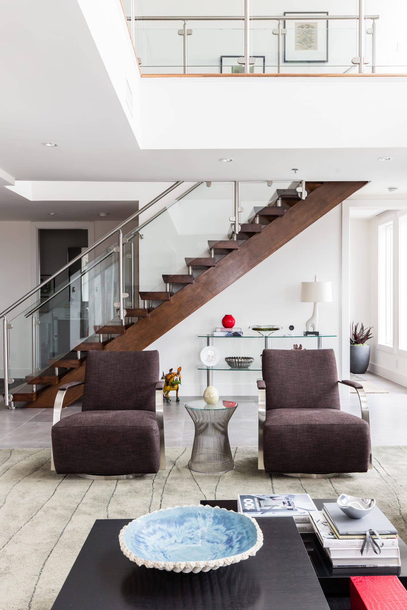 Two Story Penthouse Remodel