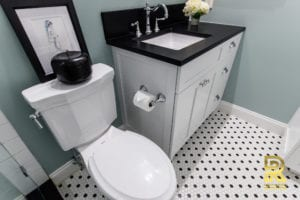 StyleCraft Custom Bathroom Vanity After Highland Park TX Home Remodel by Renowned Renovation