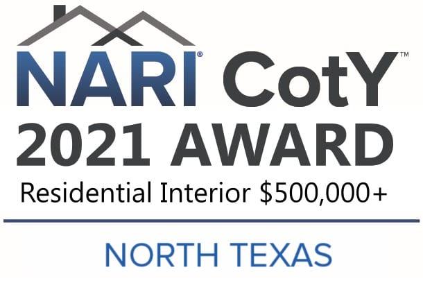 2021 Award-Winning Interior Remodeling