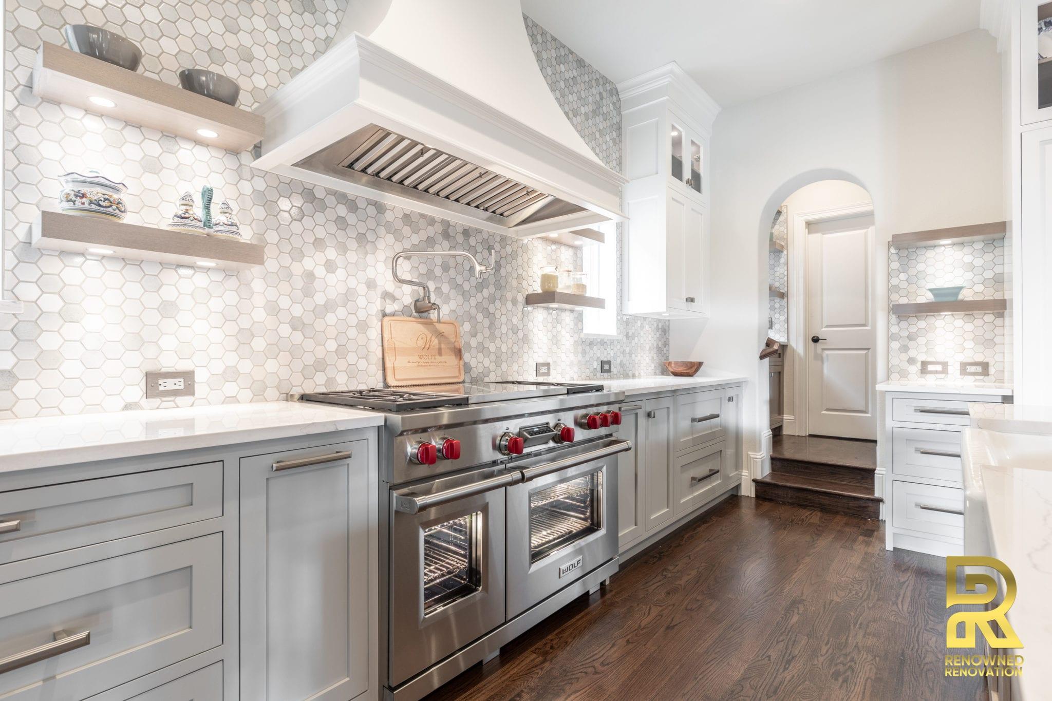 Transitional Kitchen Renovation -