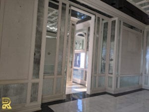 Living Room Dallas Luxury Penthouse Before Remodeling Dallas Texas